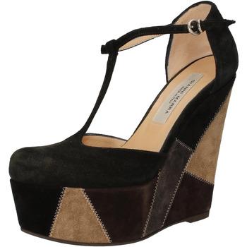 Topánky Ženy Sandále Gianni Marra Sandále AK894 Čierna