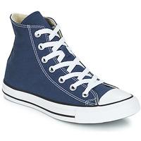 Topánky Členkové tenisky Converse CHUCK TAYLOR ALL STAR CORE HI Námornícka modrá