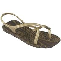 Topánky Dievčatá Sandále Ipanema Sandal GB Ikatu Kids Béžová