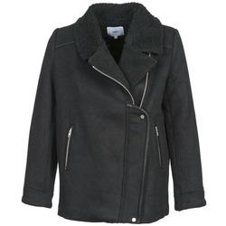 Oblečenie Ženy Kabáty Suncoo ERWAN Čierna