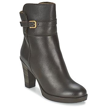 Topánky Ženy Čižmičky Fred de la Bretoniere COEVORDEN Hnedá