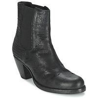 Topánky Ženy Čižmičky Fred de la Bretoniere ALMERE Čierna