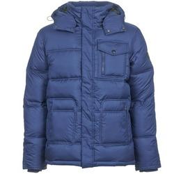 Oblečenie Muži Páperové bundy Wrangler THE GUARD Modrá