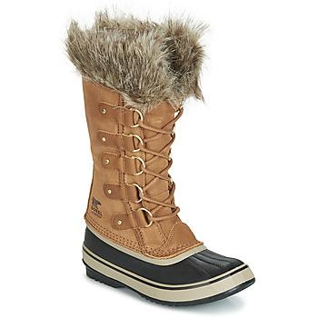 Topánky Ženy Obuv do snehu Sorel JOAN OF ARCTIC Ťavia hnedá