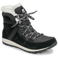 Topánky Ženy Polokozačky Sorel WHITNEY FLURRY Čierna
