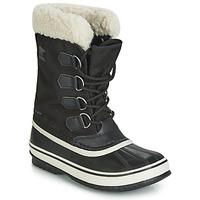 Topánky Ženy Snehule  Sorel WINTER CARNIVAL Čierna