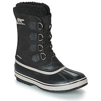 Topánky Muži Obuv do snehu Sorel 1964 PAC NYLON Čierna