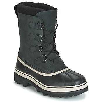 Topánky Muži Obuv do snehu Sorel CARIBOU Čierna