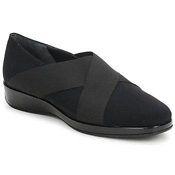 Topánky Ženy Mokasíny Amalfi by Rangoni PRETTY Čierna