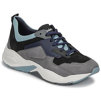 Topánky Ženy Nízke tenisky Timberland DELPHIVILLE LEATHER SNEAK Čierna