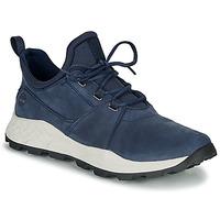 Topánky Muži Nízke tenisky Timberland BROOKLYN LACE OXFORD Modrá