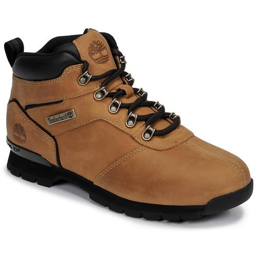 Topánky Muži Polokozačky Timberland SPLITROCK 2 Hnedá