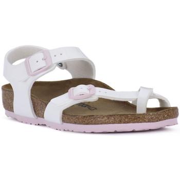 Topánky Dievčatá Sandále Birkenstock NEW YORK Bianco