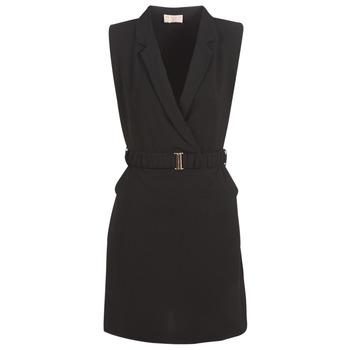 Oblečenie Ženy Krátke šaty Moony Mood KOAL Čierna