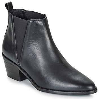 Topánky Ženy Polokozačky Castaner GABRIELA Čierna