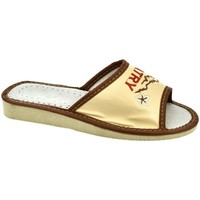 Topánky Ženy Papuče John-C Dámske béžové papuče TATRY béžová
