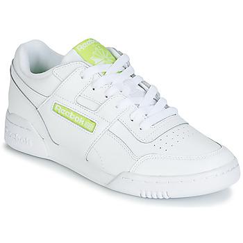 Topánky Nízke tenisky Reebok Classic WORKOUT PLUS MU Biela