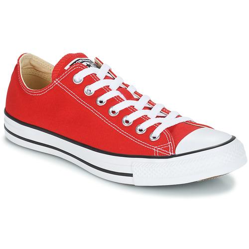 Topánky Nízke tenisky Converse CHUCK TAYLOR ALL STAR CORE OX Červená
