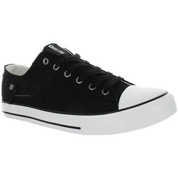 Topánky Muži Tenisová obuv Big Star DD174273 Čierna