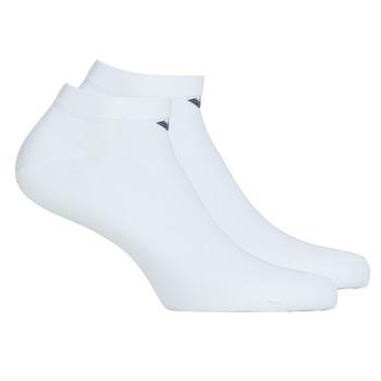 Textilné doplnky Muži Ponožky Emporio Armani CC134-300008-00010 Biela