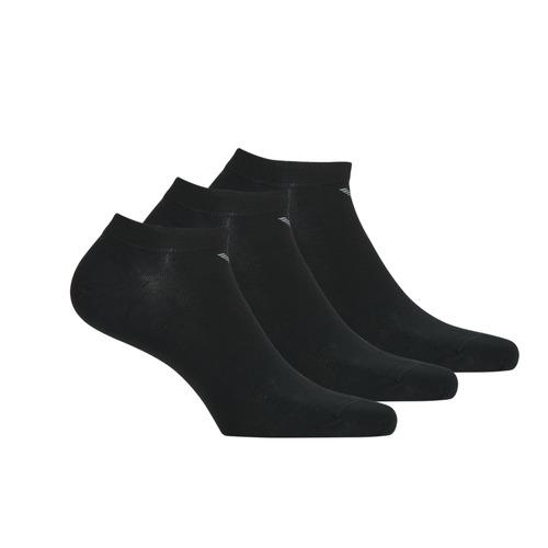 Doplnky Muži Ponožky Emporio Armani CC134-300008-00020 Čierna