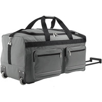 Tašky Pružné cestovné kufre Sols VOYAGER BIG TRAVEL Gris