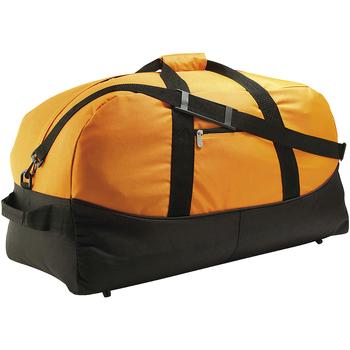Tašky Cestovné tašky Sols STADIUM  72 SPORT Naranja