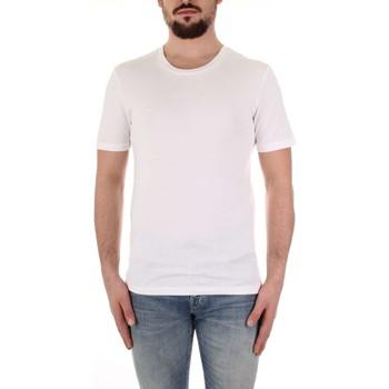 Oblečenie Muži Tričká s krátkym rukávom Selected 16057141 Bianco