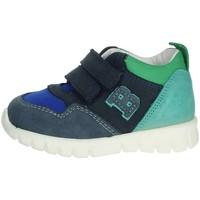 Topánky Deti Členkové tenisky Balducci CSPORT3305 Blue/Green