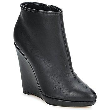 Topánky Ženy Nízke čižmy Bourne FONATOL Čierna