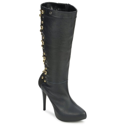 Topánky Ženy Čižmy do mesta Carmen Steffens 9112399001 Čierna
