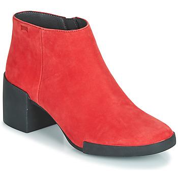 Topánky Ženy Čižmičky Camper LOTTA Červená