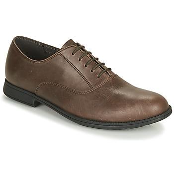 Topánky Ženy Derbie Camper 1913 Hnedá