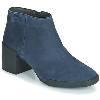 Topánky Ženy Čižmičky Camper LOTTA Námornícka modrá