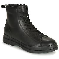 Topánky Muži Polokozačky Camper BRUTUS Čierna