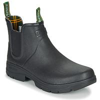 Topánky Muži Gumaky Barbour FURY CHELSEA Čierna