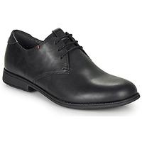 Topánky Muži Derbie Camper MIL3 Čierna