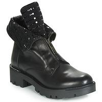 Topánky Ženy Polokozačky Tosca Blu DIANE Čierna