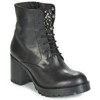 Topánky Ženy Čižmičky Tosca Blu KATE Čierna