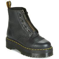 Topánky Ženy Polokozačky Dr Martens SINCLAIR AUNT SALLY Čierna