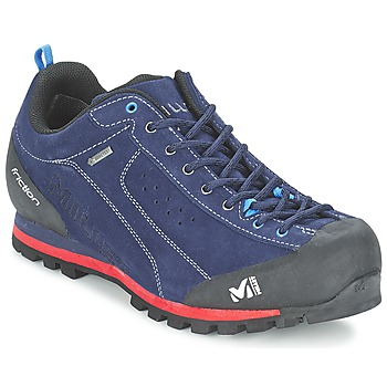 Topánky Muži Turistická obuv Millet FRICTION GTX Modrá / červená