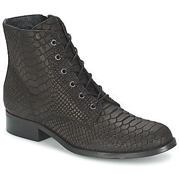 Topánky Ženy Polokozačky Shoe Biz MOLETTA Čierna