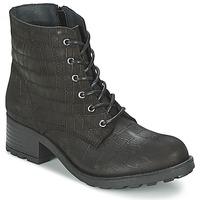 Topánky Ženy Polokozačky Shoe Biz RAMITKA Čierna