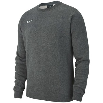 Oblečenie Muži Mikiny Nike Team Club 19 Crew Fleece Sivá