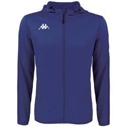 Oblečenie Muži Vrchné bundy Kappa Veste  Telve bleu royale