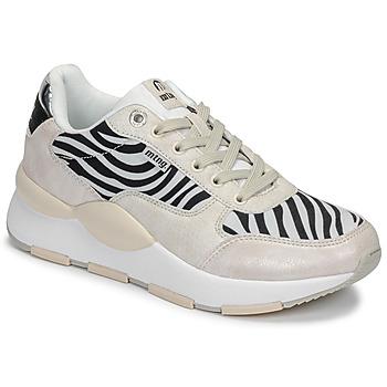 Topánky Ženy Nízke tenisky MTNG 69867-C47433 Čierna / Biela