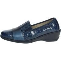 Topánky Ženy Mokasíny Notton 2298 Blue