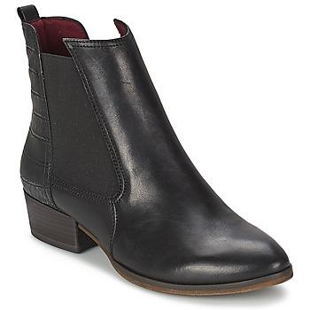 Topánky Ženy Polokozačky Tamaris DANA čierna
