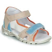 Topánky Chlapci Sandále GBB PHILIPPE Béžová
