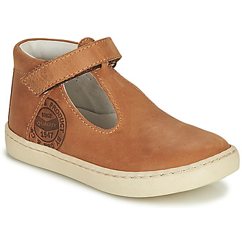 Topánky Chlapci Sandále GBB PRESTON Hnedá